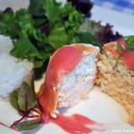 Terrine de poissons et sauce au beurre blanc (Fischterrine mit weißer Buttersauce)