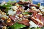 Rezept: Salade de lentilles et légumes verts ( Salat mit grünen Linsen und Gemüse )   www.franzoesischkochen.de