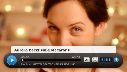 Rezept: Macarons, mein Rezept !   www.franzoesischkochen.de