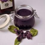 Crème à la violette (Veilchen-Creme)