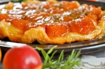 Rezept: Tarte Abricot Romarin (Rosmarin  Aprikosen Tarte)   www.franzoesischkochen.de