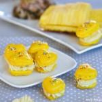 Macarons Tonka-Ananas