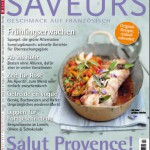 Artikel im Saveurs April/Mai !
