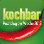 Rezept: Kochblog der Woche bei kochbar.de   www.franzoesischkochen.de
