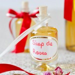 Sirop de rose (Rosensirup)