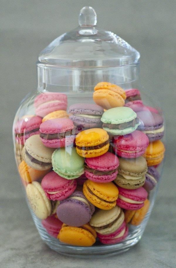 Rezept: Macarons für Anfänger   Das Buch !!!   www.franzoesischkochen.de