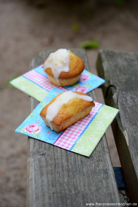 Rezept: Petits gâteaux à lhuile dolive ( kleine Olivenöl Küchlein)     www.franzoesischkochen.de