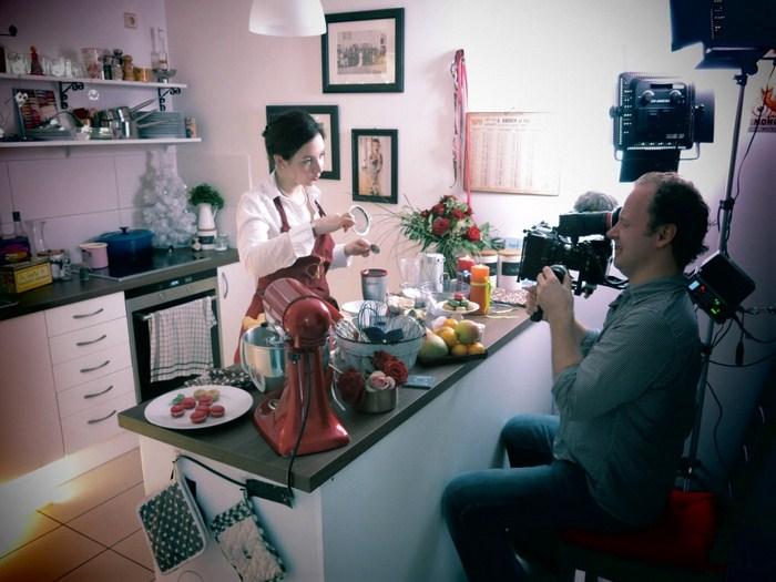 Rezept: Die fabelhafte Welt der Aurélie, die Kochsendung...   www.franzoesischkochen.de