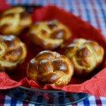 Brioche du dimanche matin et goûter ( Sonntags-Brioche für das Frühstück oder das Vesper )