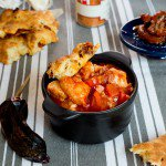 Poulet Basquaise tout simple ( Baskisches Huhn ganz einfach ! )