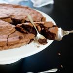 Mein Blog wird bald 5 ! Glutenfreier Schokoladenkuchen und Give away !