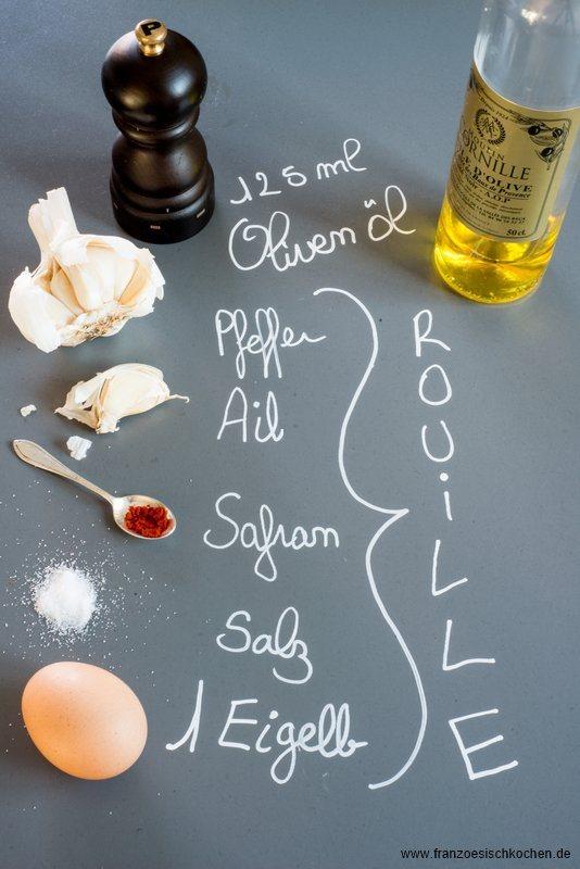 Rezept: Rouille    www.franzoesischkochen.de