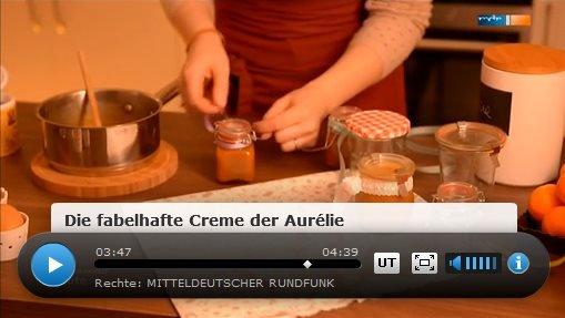 Rezept: Crème de caramel au beurre salé ( Salzbutter Karamellcreme)   www.franzoesischkochen.de