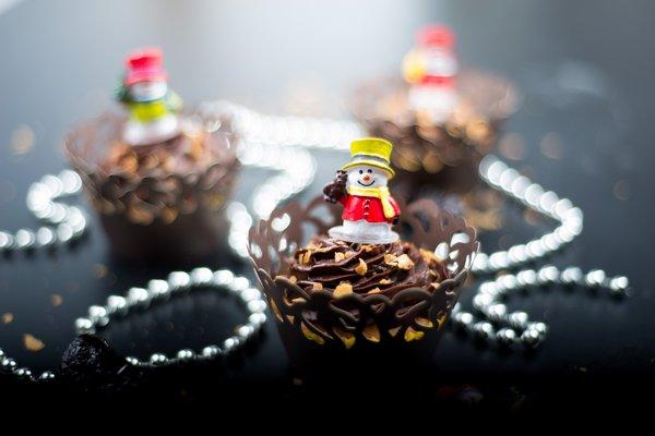 pain-depices-facon-cupcake--lebkuchen-cupcake-mit-knuspriger-ganache--backen-kekse-platzchen-rezepte-nachspeisen-snacks-und-kleine-gerichte-weihnachten-franzosisch-kochen-by-aurelie-bastian