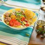 Taboulé für die letzten Sommertage (Couscous Salat)