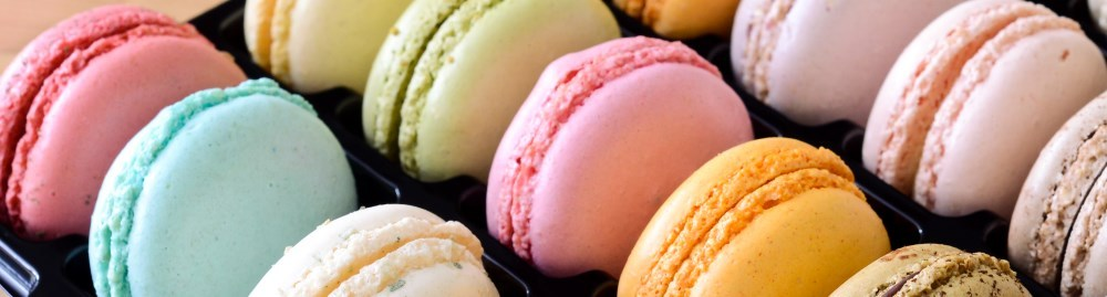 Gönnen Sie sich frische Macarons aus Frankreich!