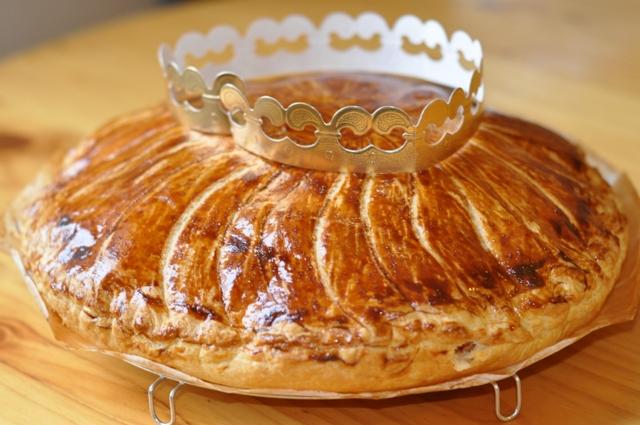 Galette Des Rois Rezept Franzosisch Kochen