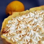 Tarte au citron meringuée (Zitronen Tarte mit Baiser)