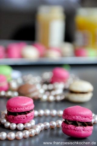 Macarons Tipps Teil 2 : die Füllung