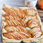 Tarte aux pommes ultra facile (super einfache Apfel Tarte)