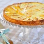 Französische Apfeltarte (Tarte aux pommes)