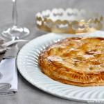 Galette des rois (Traditioneller Kuchen zum Dreikönigsfest)