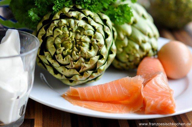 mousse-de-saumon-sur-lit-dartichaut-lachsmousse-auf-artischocken-dsc38092-copier