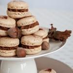 Macarons à la noisette (Haselnuss Macarons)