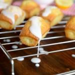 Petits gâteaux à l'huile d'olive ( kleine Olivenöl Küchlein)