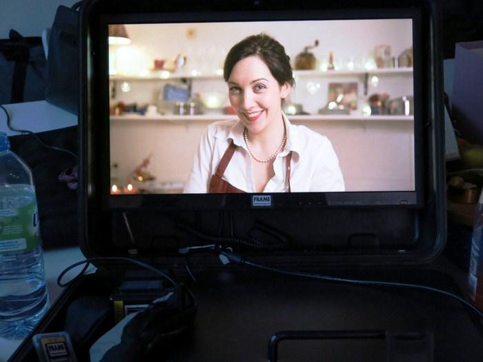 Die fabelhafte Welt der Aurélie, die Kochsendung…