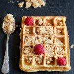 1, 2, 3, Gaufres zum Frühstück (Waffeln)