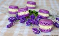 macarons-lavendel