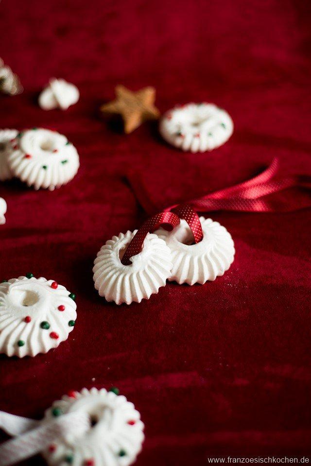 Decoration de Noel à grignoter ! (Weihnachtsdeko zum Naschen)