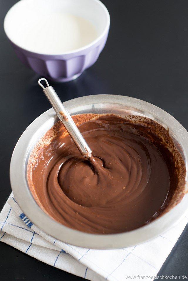 Mousse Au Chocolat Ohne Ei Rezept Französisch Kochen