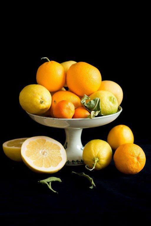 Citrons confits au sel (in Salz eingelegte Zitronen)