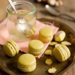 Ingwer-Honig-Macarons