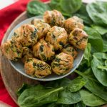 Ein weiteres Rezept für Kinder: Spinat Windbeutel (Gougères aux épinards de mon fils!)