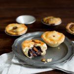 Mini Pasteten (Tourtes) mit Boeuf bourguignon