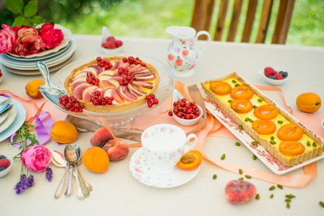 pfirsich--johannisbeer--tarte