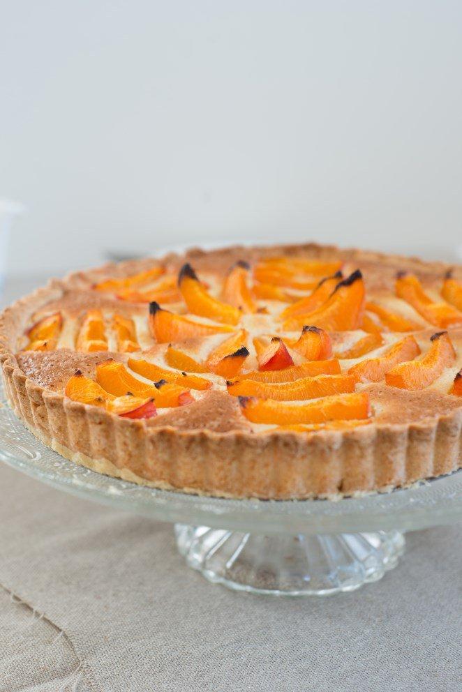 tarte-bourdaloue-mit-aprikosen